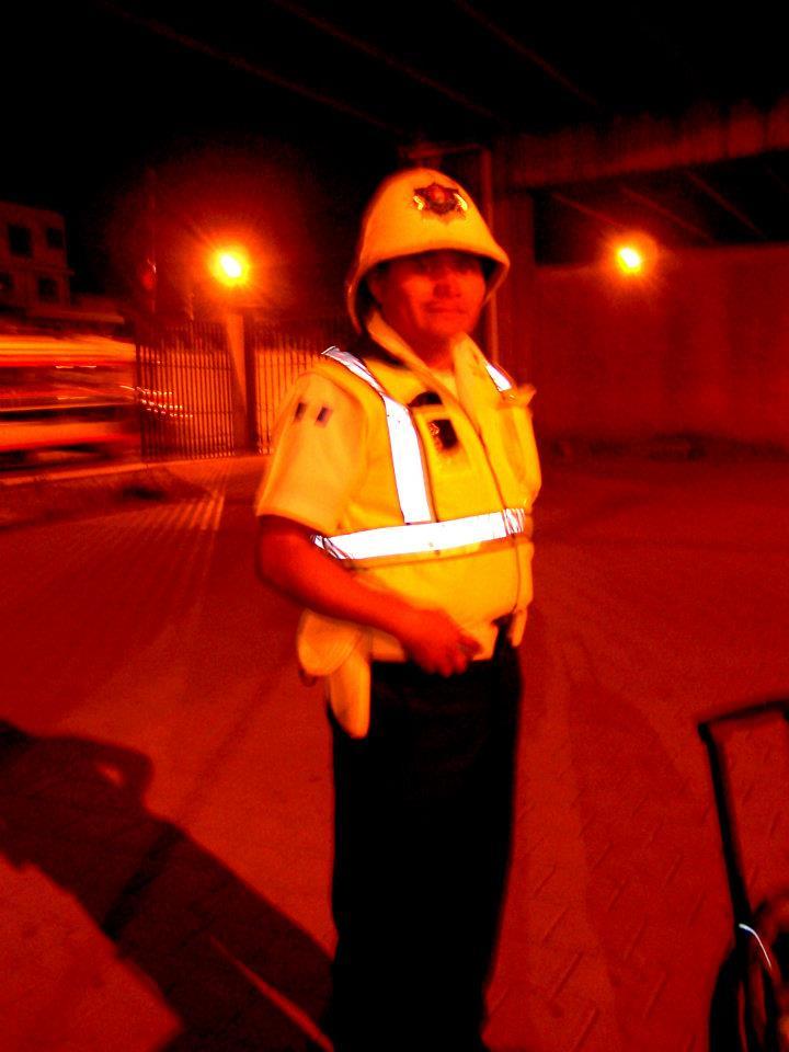 My Guatemala Cop Friend