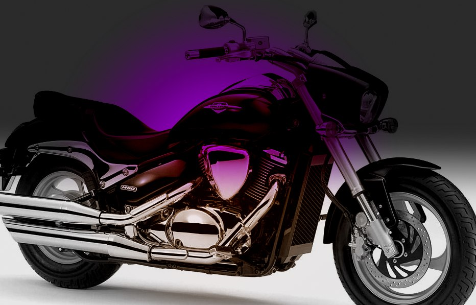 Here is a stock photo of the type of motorcycle.
